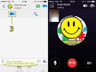 Cara Video Call Di BBM (BlackBerry Messenger) Terbaru