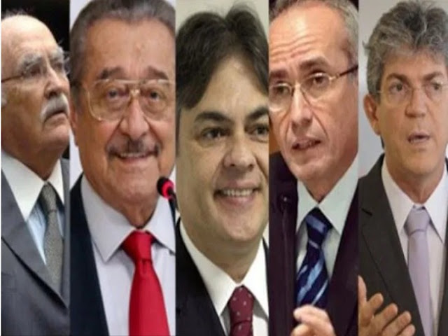 STF decide por suspensão de pensões de ex-governadores da Paraíba