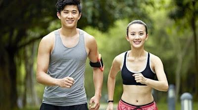chạy bộ giúp giảm các bệnh về tim mạch