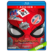 Spider-Man: Lejos de casa (2019) Full HD 1080p Audio Dual Latino-Ingles
