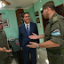 CHACO: EL GOBERNADOR ANUNCIÓ OBRAS PARA GENDARMERÍA EN SÁENZ PEÑA