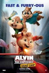 Alvin and the Chipmunks: The Road Chip (2015) BRRip 720p