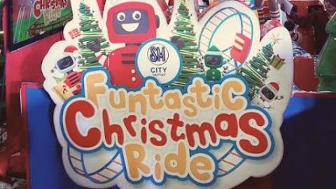 Funtastic Christmas Ride at SM City Taytay