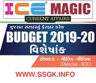 SPECIAL ISSUE ICE - BUDGET 2019