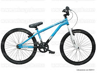 Sepeda BMX Wimcycle Dragster 24 Inci