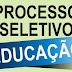 PROCESSO SELETIVO | Prefeitura divulga nova listagem de convocados