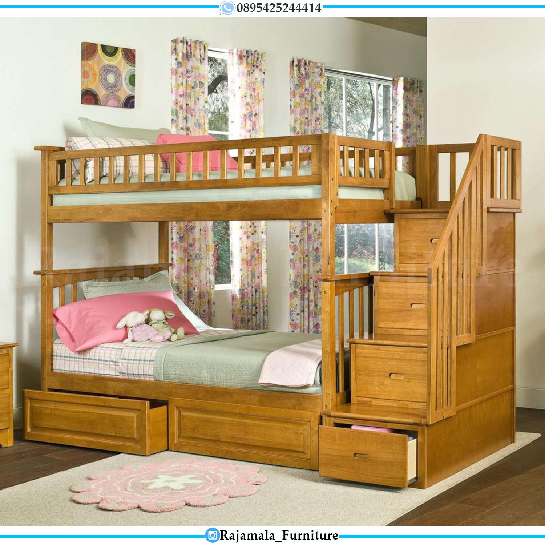 Tempat Tidur Anak Jati Best Furniture Quality Harga Terjangkau RM-0065