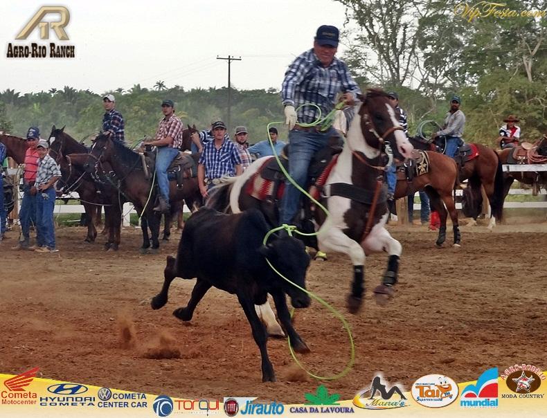 1ª Prova de Team Roping no Haras AGRO-RIO RANCH em Ji-Paraná 416e425e1fc