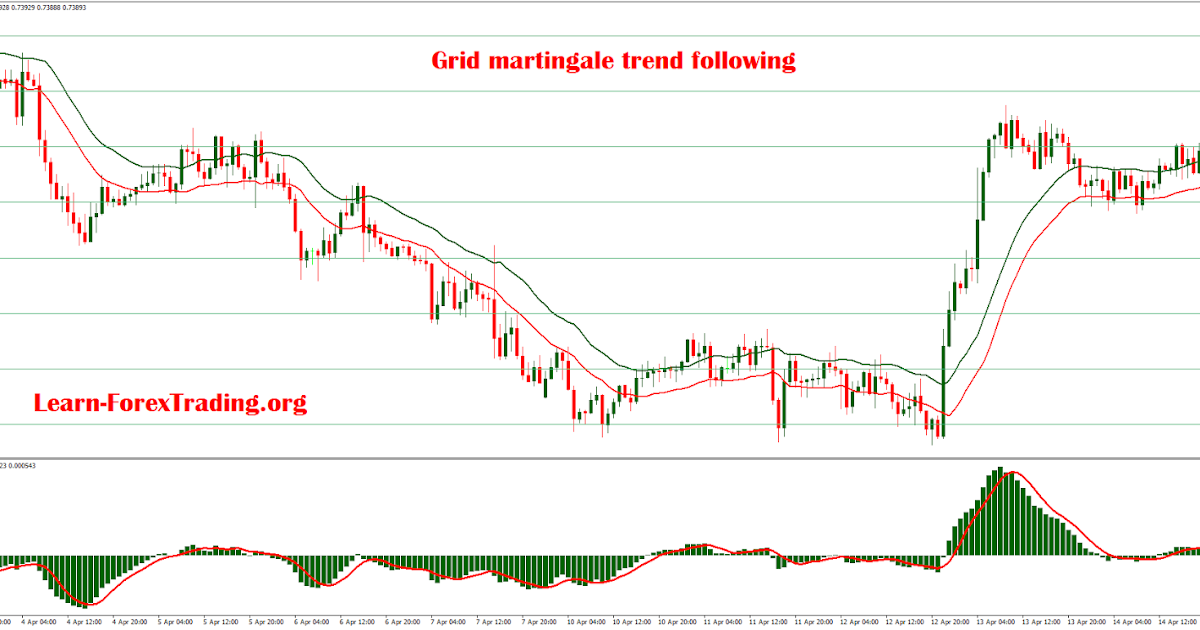 Forex martingale grid