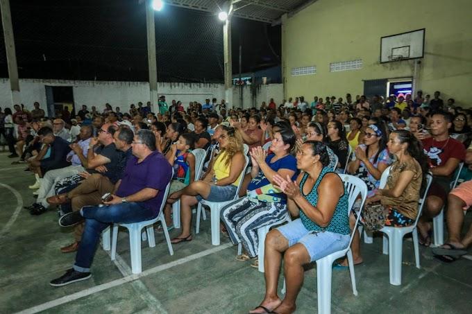Em Audiência Pública, Prefeitura do Paudalho apresenta soluções para abastecimento de água em Guadalajara