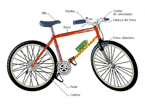 La Física De Las Bicicletas: Educación Física En La Red: Las Bicicletas Y Sus