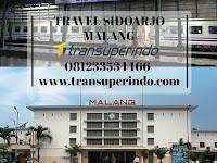 Jadwal Travel Sidoarjo Malang - Transuperindo