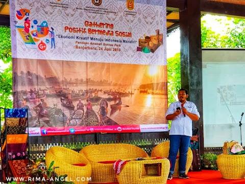 Event Report - Gathering Positif Bermedia Sosial