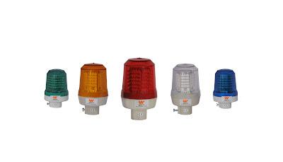 ledli flaşör ikaz lambası