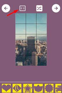 Tutorial Membuat Foto Grid Menyambung di Instagram 4