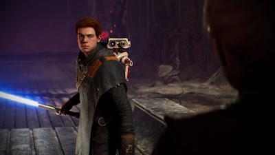 As vendas de Star Wars Jedi: Fallen Order são boas notícias para os fãs de jogos single-player.