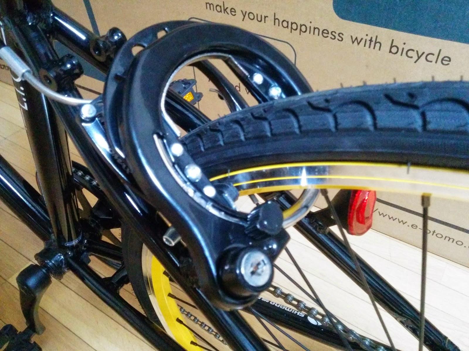 一万円台の激安クロスバイク「LIG CR-7006」を買ってみた   metaphorizer