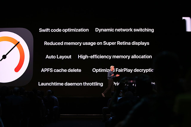 iOS 13 Improved Performance
