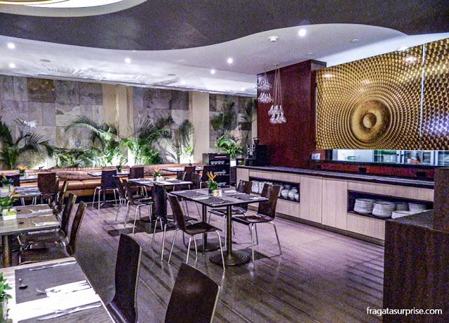 Blue Ribbon, restaurante do Best Western Plus 93 Park Hotel, Chapinero, Bogotá