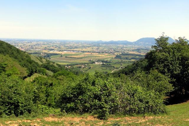 valle dei mulini mossano colli berici