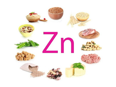 Zinc is extremely important for children and young people on the rise, because it acts on the formation of collagen and bone formation.