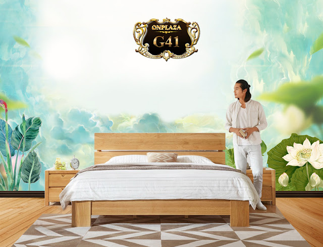 Giường ngủ hiện đại G41
