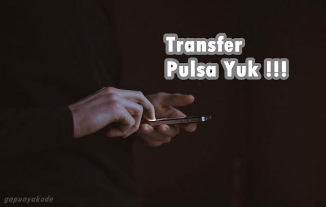Cara Transfer Pulsa XL Axiata Format Sms Terbaru
