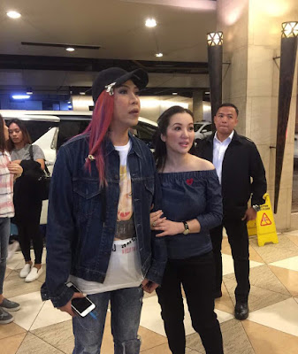 Look: Vice Ganda and Kris Aquino, reunited to watch The Super Parental Guardians