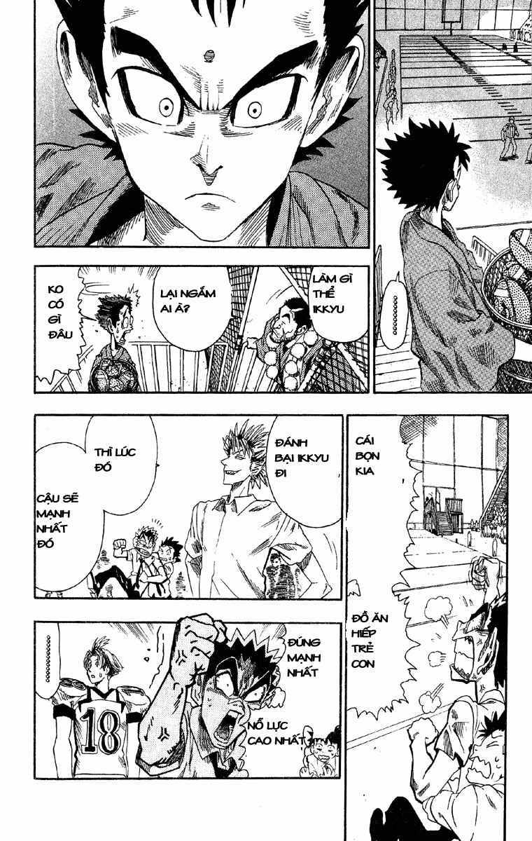 Eyeshield 21 chapter 52 trang 16