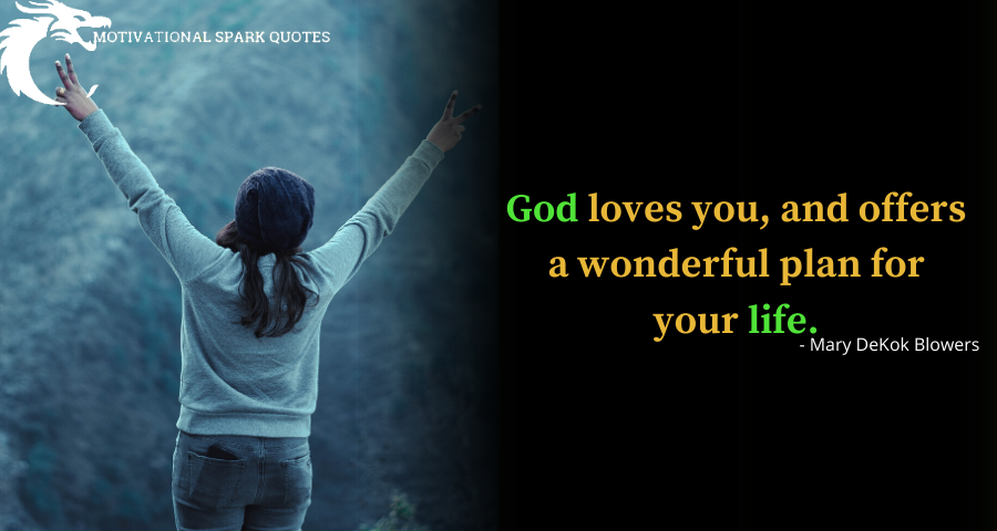 quotes about love of god
