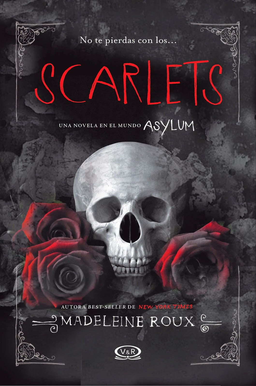 Asylum Libro Real Or Not Real Books Reseña Express Quotscarlets Quot Asylum