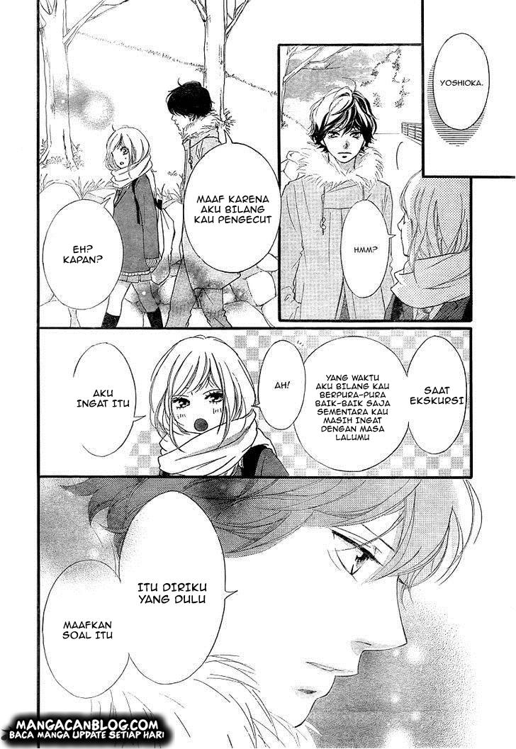 Ao Haru Ride Chapter 38-42