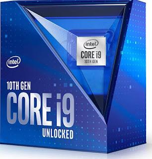 معالج Intel Core i9-10900K