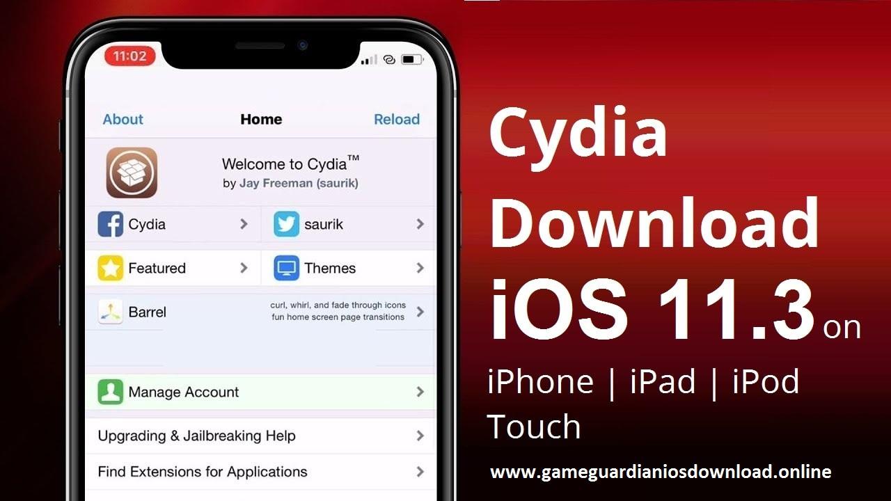 Cydia game hacks ios 12