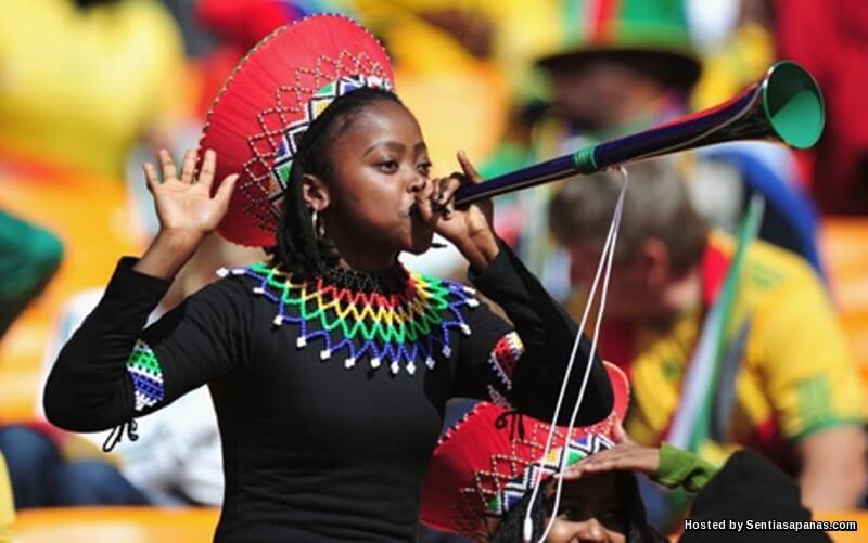 'Lozhkas' Alat Muzik Rasmi Piala Dunia Rusia 2018