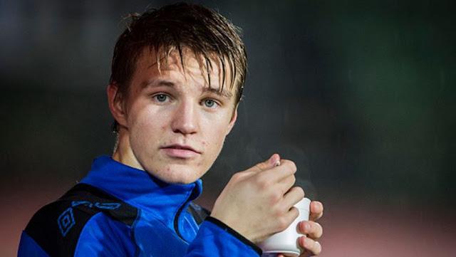 Funny! Manchester City Got Prank About Martin Odegaard's Transfer Problem