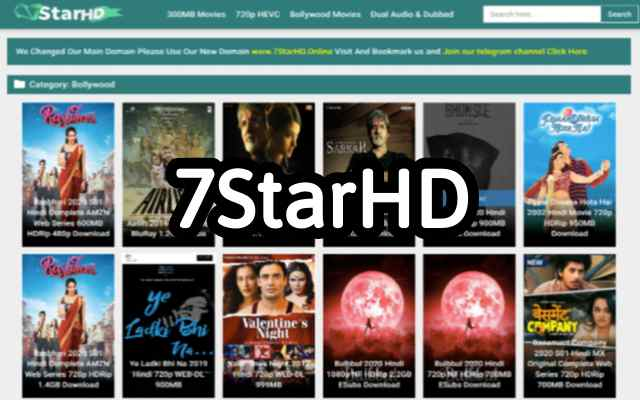7starhd Movies Download