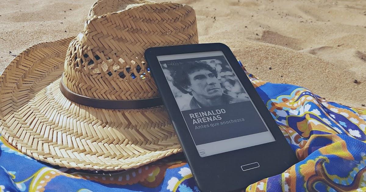 Libro de Reynaldo Arenas