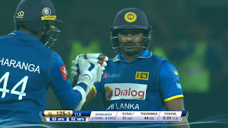 Kusal Perera 77 vs India Highlights