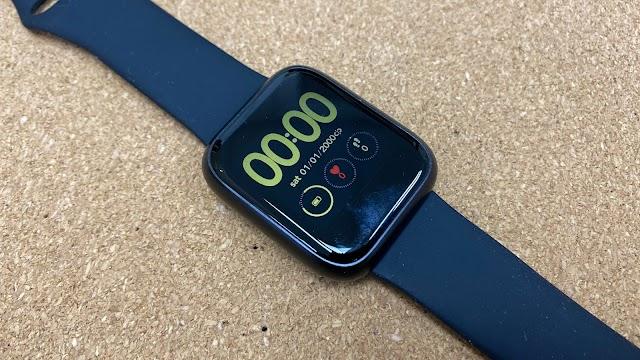 【科技好物】日本黑い Kuroi Cass 1 智能手錶 抵玩過 Apple Watch