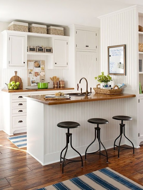 Chic Country Style Kitchens 7