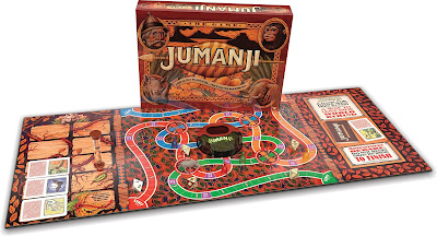 Jumanji The Board Game