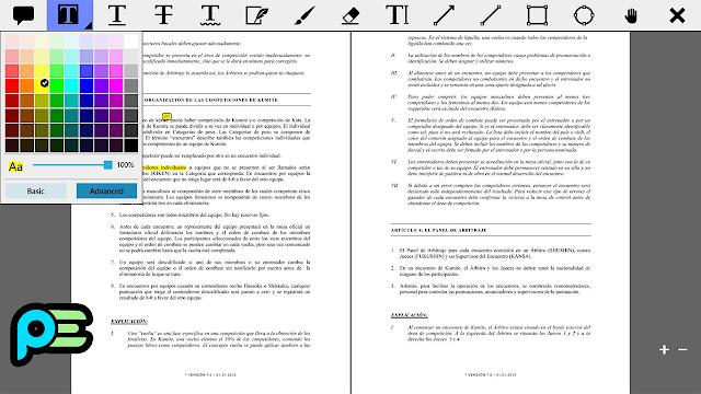 تحميل برنامج xodo pdf للكمبيوتر