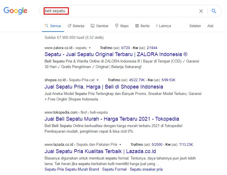 Cara Mendaftarkan Blog jualan Muncul di Pencarian Google