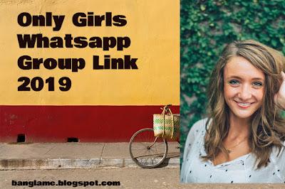 Girls Whatsapp Group Link 2019