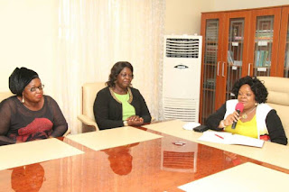 Female Agenda: Ada Imo Judith Orisaekeziem meets Imo First Lady, sets to kick off pet project 4