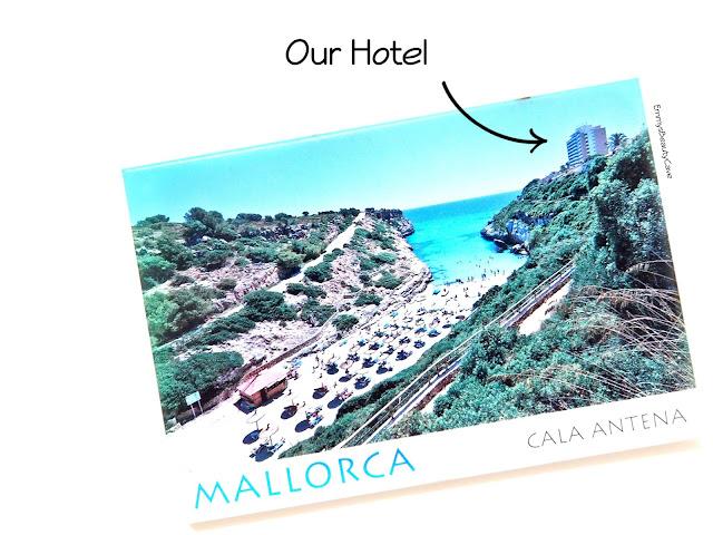 Mallorca Cala Antena