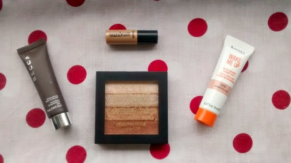 Products For a Golden Glow