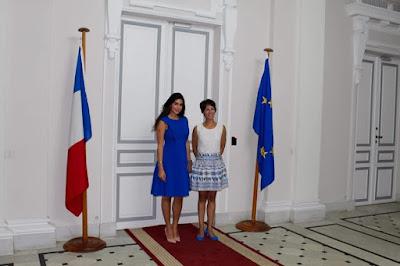 ياسمين صبري, القنصلية الفرنسية, الإسكندرية, حقوق المراة,