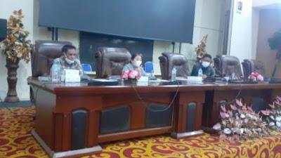DPRD Manado 'Hearing' Camat, DLH dan BKAD Terkait Buruh Sampah